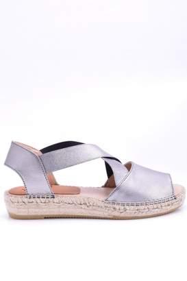 Kanna Ada Steel Sandals - 37