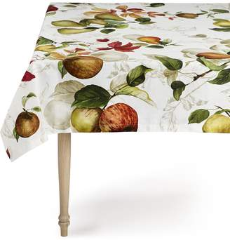 Sur La Table Autumn Fruit Tablecloth