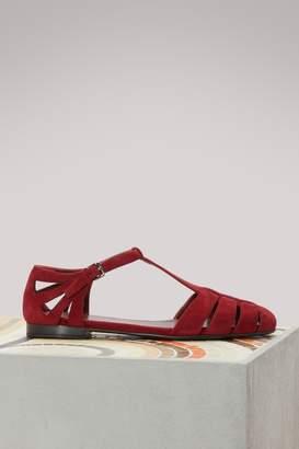 Church's Rainbow sandals