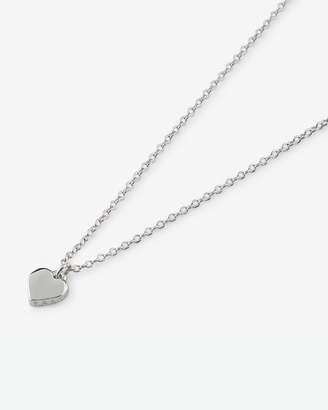 Ted Baker HARA Heart pendant necklace