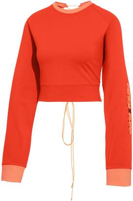 FENTY Womens Laced Sweatshirt