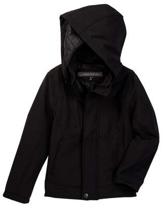 Urban Republic Zip-Off Hood Soft Shell Jacket (Big Boys)