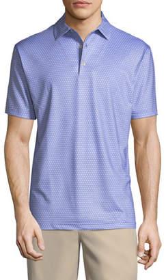 Peter Millar Lassiter Printed Polo Shirt