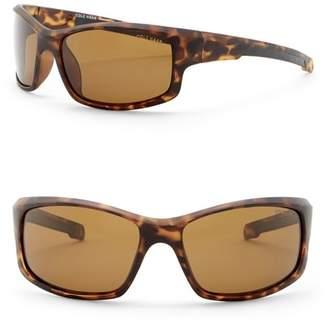 Cole Haan 62mm Wrap Sunglasses