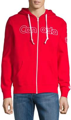 Canadian Olympic Team Collection Full Zip Hoodie