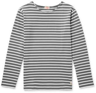Armor Lux Striped Cotton T-Shirt