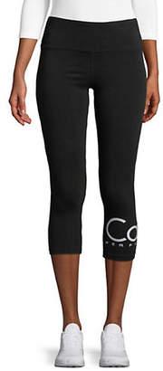 Calvin Klein High-Waist Cropped Leggings