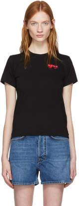 Comme des Garcons Black Heart Couple T-Shirt