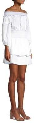 Parker Kara Off-The-Shoulder Dress