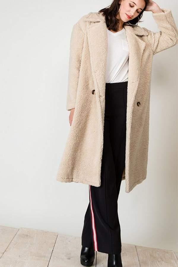 HYFVE Faux Fur Coat