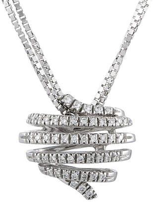 Damiani 18K 0.32 Ct. Tw. Diamond Necklace