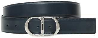 Christian Dior Logo Buckle Belt