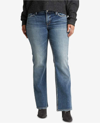 0b865d4c6a0 Plus Size Suki Curvy-Fit Bootcut Jeans