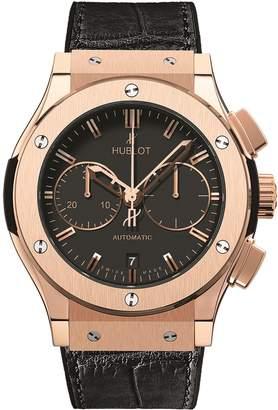 Hublot Classic Fusion 45mm Chronograph King Gold Watch