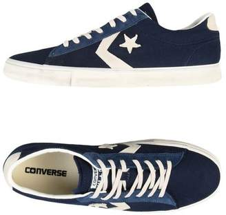 AUCKLAND RACER OX WRINKLE NYLON/SUEDE DISTRESSED - FOOTWEAR - Low-tops & sneakers Converse PPF8eH2J6