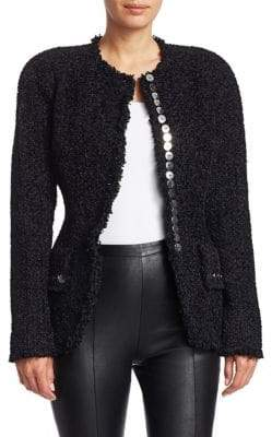 Alexander Wang Sculpted Knit Jacket