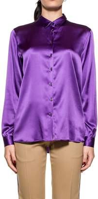 Bagutta Violet Robys Silk Shirt