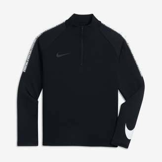 Nike Dri-FIT Squad Drill Older Kids'(Boys') Football Top