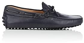 Tod's MEN'S LEATHER TIE DRIVERS