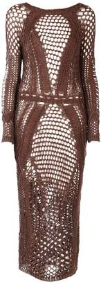 Balmain Long dresses