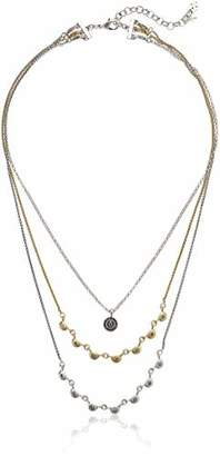 Lucky Brand Women's Pave Layer Necklace
