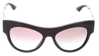 Prada Gradient Logo Sunglasses w/ Tags