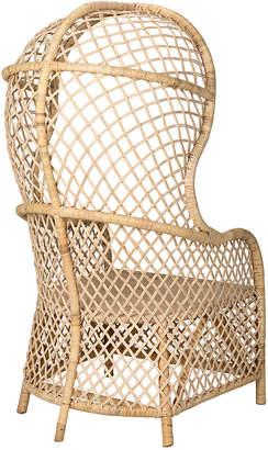 Noir Qs Gigi Chair