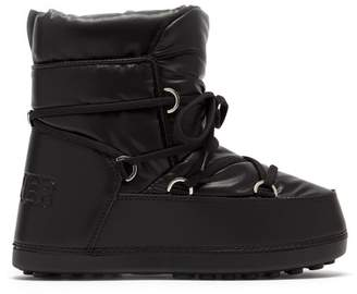 Bogner Trois Vallees Snow Boots - Womens - Black