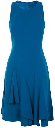 Elie Tahari Lalana Ruffle Dress