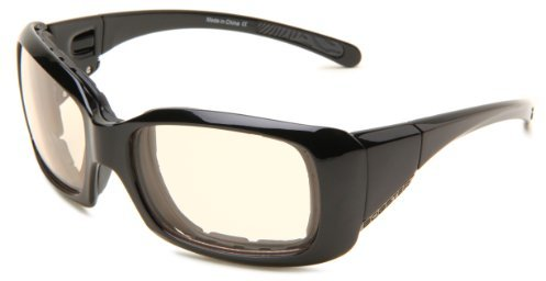 Bobster Eyewear Bobster Ava Convertible Rectangular Sunglasses