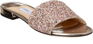 968b9a47743 Jimmy Choo Pink Slide Women s Sandals - ShopStyle