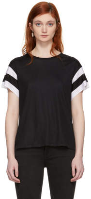 Rag & Bone Black Penny T-Shirt