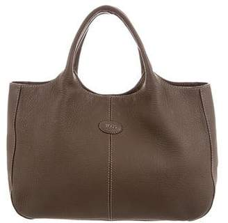 Tod's Soft Leather Handle Bag