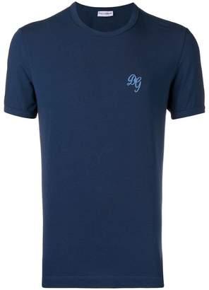 Dolce & Gabbana logo short-sleeve T-shirt