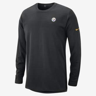 Nike Modern (NFL Steelers) Men's Long Sleeve Top