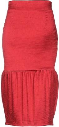 Rose' A Pois 3/4 length skirts - Item 35409660IL
