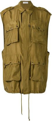 Faith Connexion cargo vest $1,030 thestylecure.com