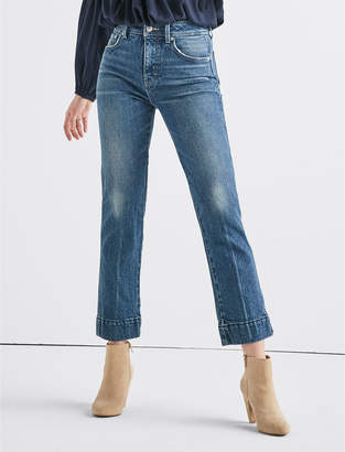 Lucky Brand High Rise Disco Jean