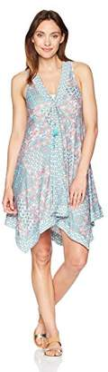 CoCo Reef Women's Cover up Dress with Cross Back Detail