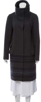 Max Mara Weekend Knee-Length Wool Coat