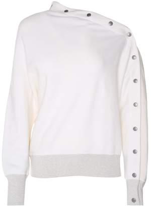 Rag & Bone Kate Modular Japanese-cotton Sweatshirt