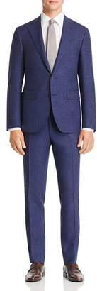 Canali Capri Mélange Solid Slim Fit Suit - 100% Exclusive