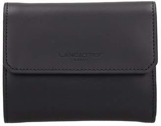 Lancaster Paris Wallet In Black Leather