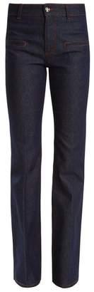 Altuzarra Serge Flared Jeans - Womens - Denim