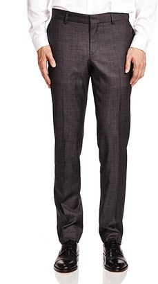 The Kooples Hidden Wool Slim Fit Trousers $295 thestylecure.com