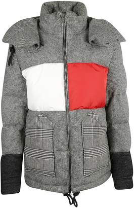 Tommy Hilfiger Paneled Puffer Jacket