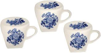 One Kings Lane Vintage Spode Teacup Tidies - Set of 3