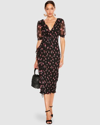 Talulah Incognito Midi Dress