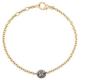Pomellato 18kt rose gold Sabbia diamond bracelet