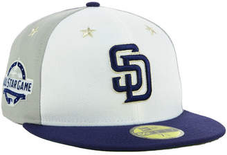New Era Boys' San Diego Padres All Star Game w/Patch 59FIFTY Fitted Cap